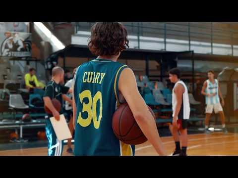 Vení a jugar al básquet