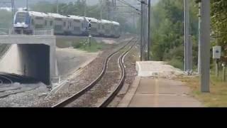 Archéologie ferroviaire à Moirans (Isère)