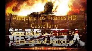 Ataque a los Titanes Castellano HD