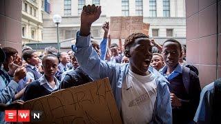 Masiphumelele Pupils March For Their Memorandum