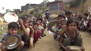 Supporting health of Rohingya in Bangladesh: One year on