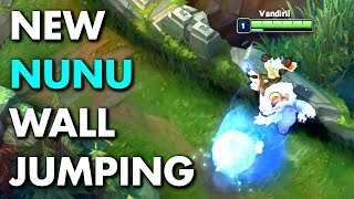 NEW NUNU WALL JUMPING! Intended or Bugged?
