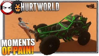 Hurtworld Gameplay - Moments of PAIN!