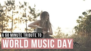 World Music Day 2020 Mix. My tribute to the International Music Day - The Fete de la Musique'
