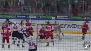Спартак vs Трактор - 3:5. 26 Ноября 2013