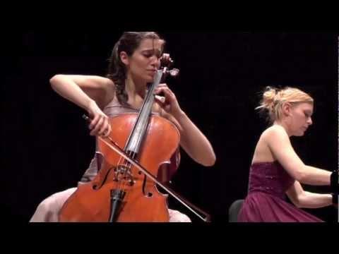Schubert Ständchen : Camille Thomas and Beatrice Berrut