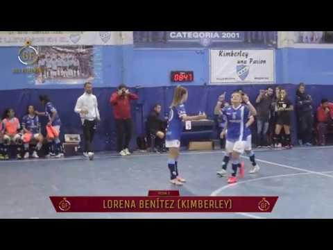 Fecha 2 - Gol de Lorena Benitez (Kimberley 1-0 San Lorenzo)