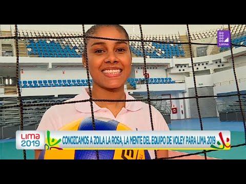 Conozcamos a Zoila La Rosa, la mente del equipo de vóley para Lima 2019