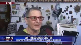 Cory's Corner: Art Resource Center