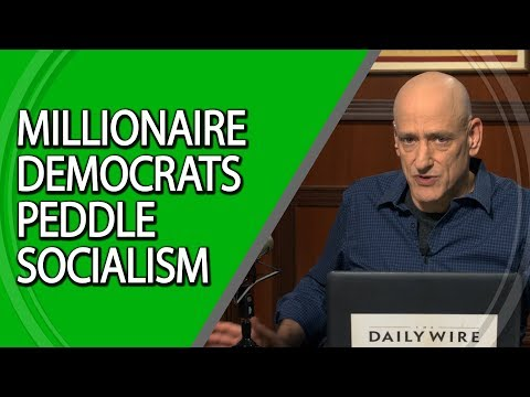 Millionaire Democrats Peddle Socialism