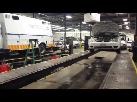 Commercial Vehicle Inspection Stations