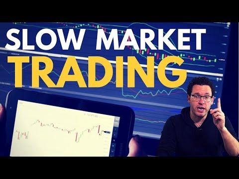 Penny Stock Trading Basics: Slow Market Setup