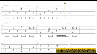 Happy New Year - Sungha Jung Guitar Tab HD