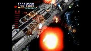 RAYSTORM HD ARCADE MODE - 1 of 3