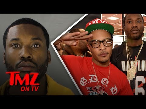 T.I. Gives Meek Mill Advice for His Time in Prison   TMZ TV