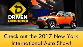 2017 New York International Auto Show Overview