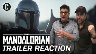 The Mandalorian Trailer Reaction & Review