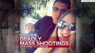 """ABC World News Tonight"" Aug. 5, 2019 Mass Shootings Open"