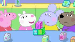 Peppa Pig 粉紅豬小妹 S203【Emily Elephant】英語發音+字幕