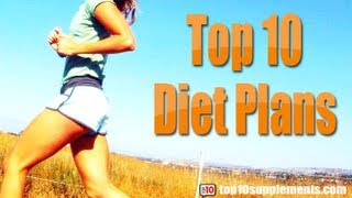 Top 10 Diets - Top 10 Diet Plans 2013