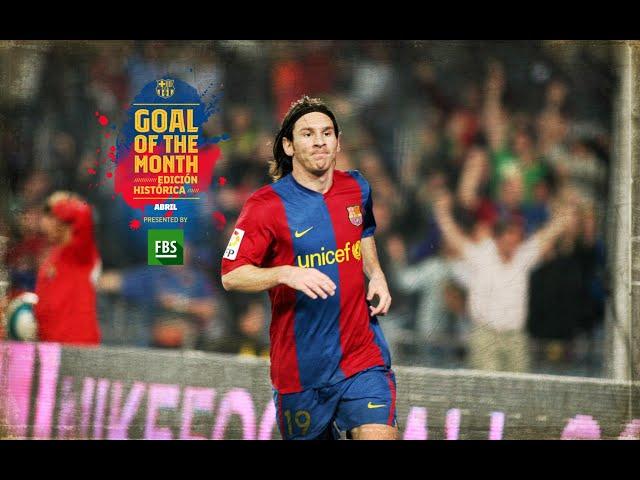 0ef2c5e903d1c  Messi500  Barcelona promove votação do gol mais bonito do argentino -  Futebol - Fera