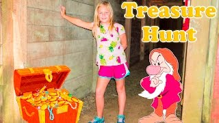 ASSISTANT Treasure Hunt For Snow Whiteand Seven Dwarfs Treasure Mine Adventure Video