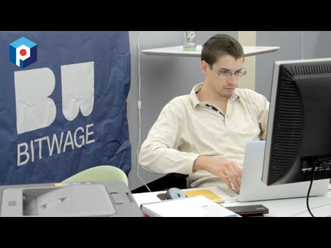 Bitwage & the future of payroll using bitcoin | TheProtocol.TV