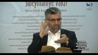 Kuran Sohbetleri Nisa Suresi 20-21.Ayet-Abdülaziz BAYINDIR