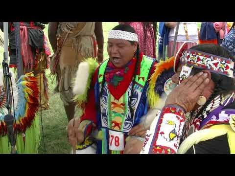 Honor - Flag - Victory - Wild Band - Queens Farm Powwow