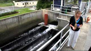Wastewater Treatment Plant Tour Part 2 - March 2011