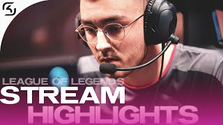 STREAMHIGHLIGHTS AUGUST | SK LEAGUE OF LEGENDS