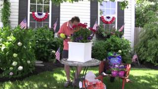 The Window Box Guy™, 732-895-6262, Secret Tool Tips, Deck Planter Boxes, Railing Planters