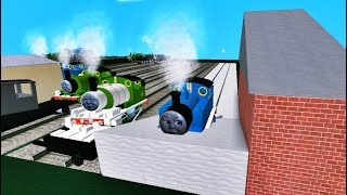 Roblox Thomas and Friends Crashes Surprises and the Tank Engine