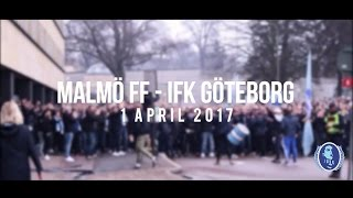 Supras Malmö | Malmö FF - IFK Göteborg | 01/04-2017