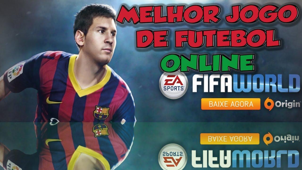 Jogos futebol online