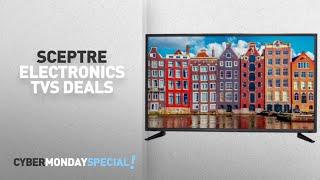 Walmart Top Cyber Monday Sceptre Electronics Tvs Deals: Sceptre 50