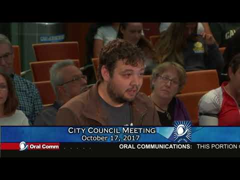 Cupertino City Council - Martin Testimony