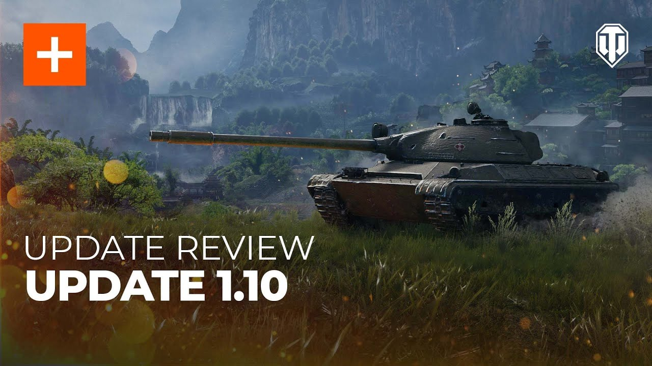 Update 1.10 Review: The Biggest One This Year