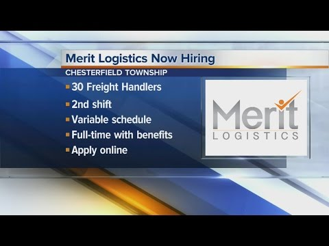 Workers Wanted: Merit Logistics now hiring