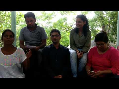 National troupe of ambedkarite singers