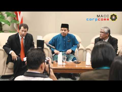 MRT Corp lauded for being First Mega Project to Sign Corporate Integrity Pledge with MACC