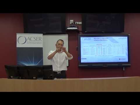 [SEMINAR] Dynamically configurable architectures for multi-GNSS receivers