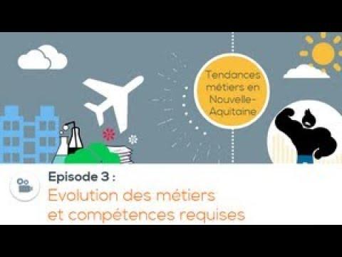 L'évolution des métiers de l'industrie en Nouvelle Aquitaine -Episode 3