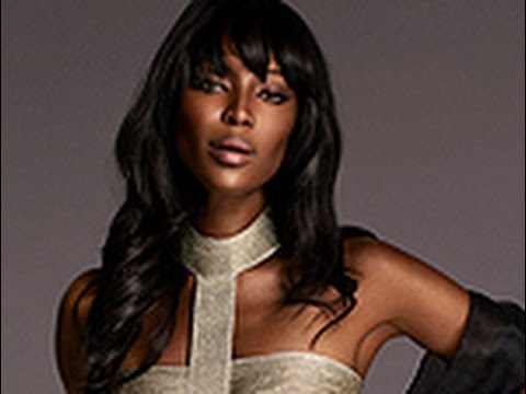 88dfac9ca Naomi Campbell Fronts Lingerie Campaign at 45