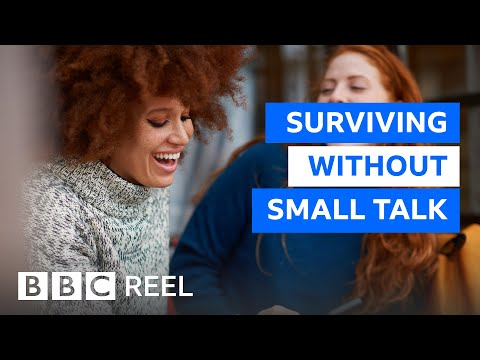 How Sweden survives without small talk - BBC REEL