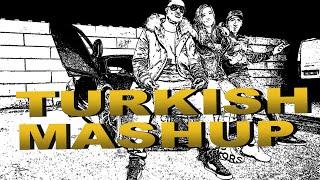 TURKISH MASHUP - Ricky Foxx & Merve Aksoy & KNDMR (Gel Yanıma gel, Gözlerinin Yeşilini, Cartel)