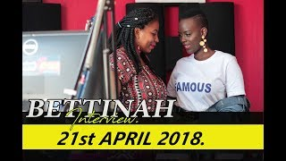 I DO NOT WANT TO BE CALLED A SLAY QUEEN . BETTINAH ON CELEB SELECT [ 21ST APRIL 2018 ]
