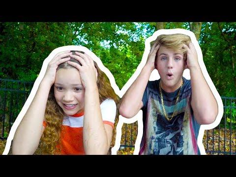 Brain Freeze Challenge! (MattyBRaps vs Sierra Haschak)