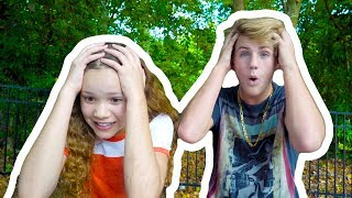 Brain Freeze Challenge! (MattyBRaps vs Sierra Haschak)