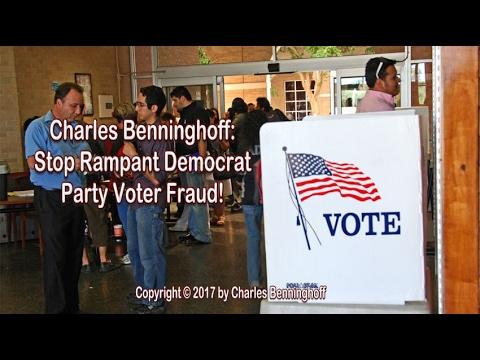 charles-benninghoff:-demand-us-vote-fraud-investigation-now!